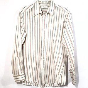 Yves Saint Laurent Button Down Long Sleeve Shirt